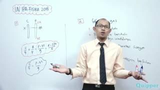 Quipper Video - Fisika - UN 2015 Kelas 9