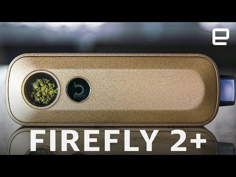 Firefly 2+ Hands-On: A Cannabis Vape Competitor To The Pax 3