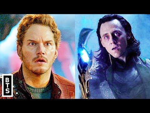 Loki Returns As The Villain In Guardian Of The Galaxy Vol 3