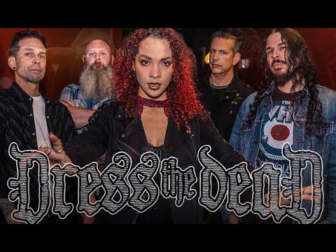 """DRESS THE DEAD (FORBIDDEN/VIO-LENCE) debut new song """"Circus Fleas"""" off new album"""