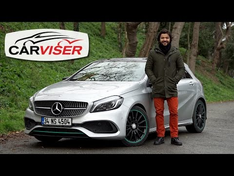Mercedes A200 Test Sürüşü - Review (English subtitled)