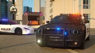 Sergeant Cooper the Police Car - Real City Heroes (RCH) - Videos For Children thumbnail
