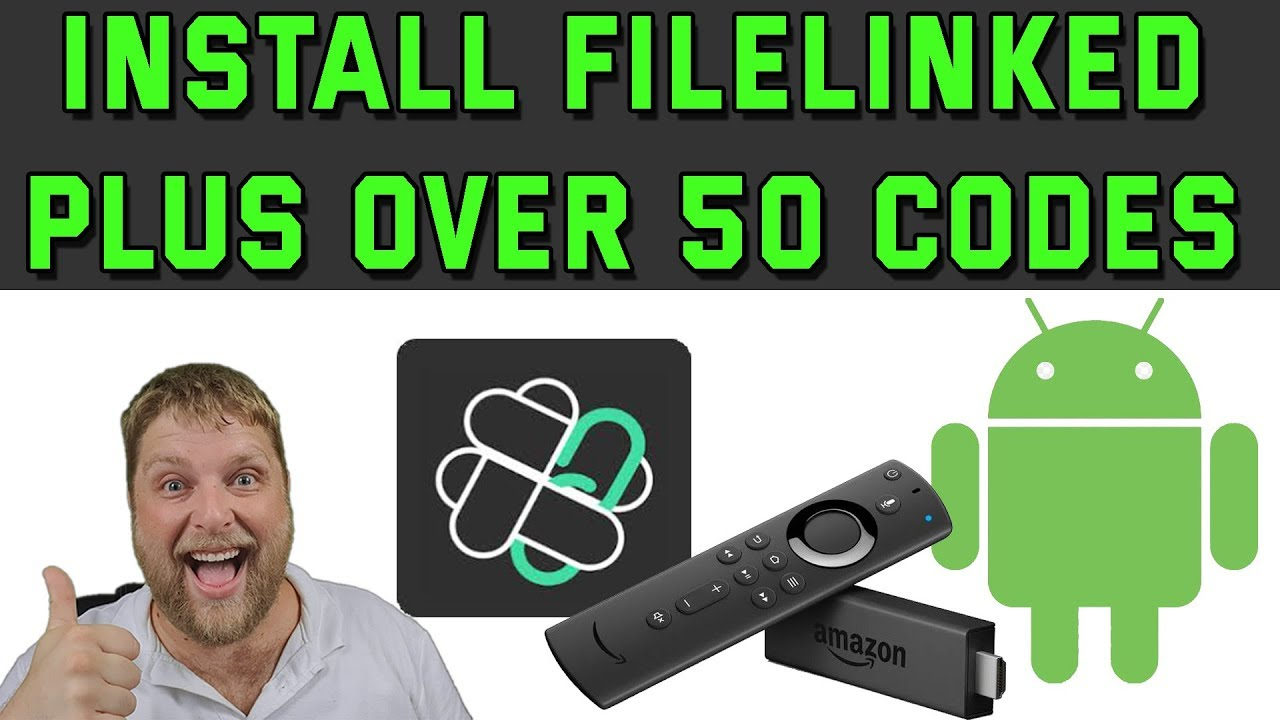 Download Install Filelinked On Firestick & Android 2021 | Plus A Huge List Of Codes & Pins