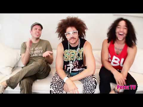 LMFAO interviewed by Perez Hilton