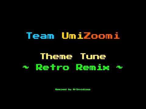 Team Umizoomi Retro