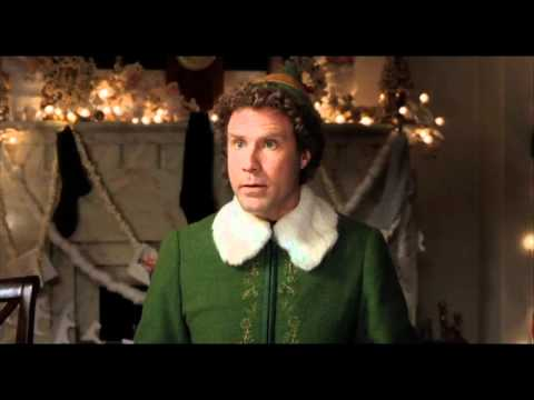 Elf Dinner Scene (spaghetti w/ syrup, and pop belch) in HD