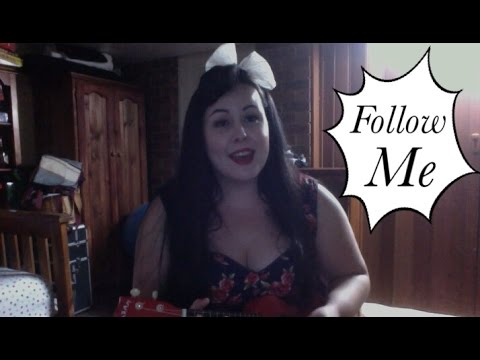 Follow Me By Uncle Kracker Ukulele Cover Youtube