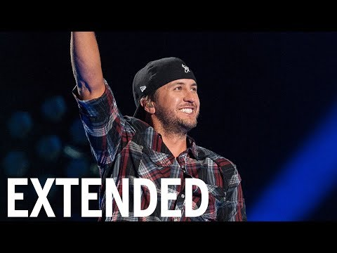 Luke Bryan Admits To Using His Fame To Escape A Traffic Ticket! | EXTENDED