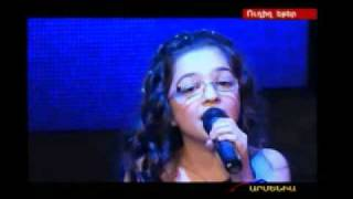 Lidushik(Лидушик)--New Wave Junior 2011  Armenian selection(Live) Resimi