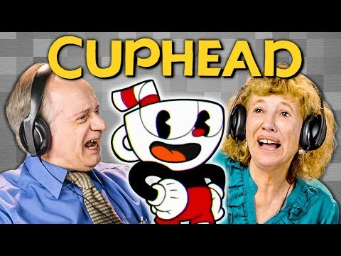Thumbnail: CUPHEAD (Elders React: Gaming)