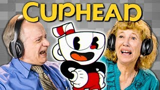 CUPHEAD Elders React: Gaming