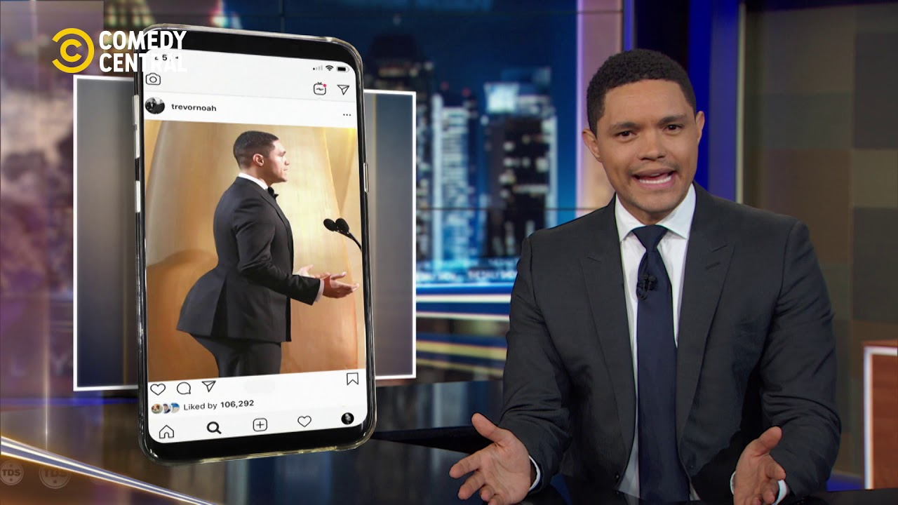 The Daily Show | Instagram's Hiding Likes | 19 July 2019
