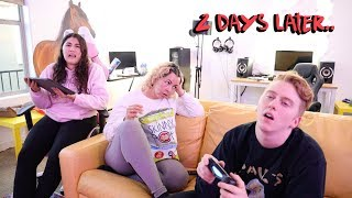 Download LAST TO LEAVE THE GAME ROOM WINS $10,000 CHALLENGE! Mp3 and Videos