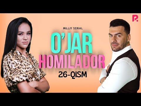 O'jar homilador 26-qism (milliy serial) | Ужар хомиладор 26-кисм (миллий сериал)