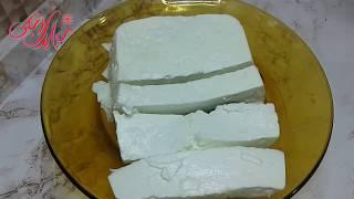 طريقة عمل الجبنة البيضاء الدمياطى