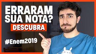 ENEM 2019: COMO SABER SE ERRARAM SUA NOTA | Umberto Mannarino | TRI Enem 2019