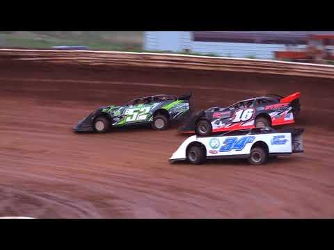 Midway Speedway Late Model Heat Race #2 5-5-18