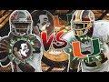 Florida State Alumni vs. Miami Alumni | Madden NFL College Alumni Tournament