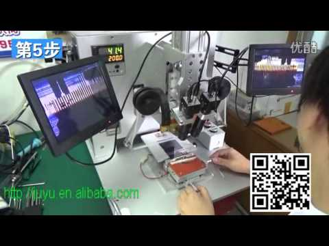 High Accuracy Pulse Hot Press Machine to Repair FPC Flat Cable  for samsung & iphone