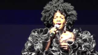 Melba Moore sings HAIR at Broadway & Ballet   HERO Awards