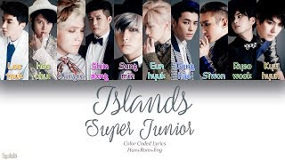 Watch Super Junior Islands video