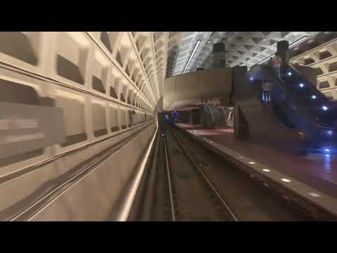 Courthouse Station To Clarendon Station (Orange Line) D.C Metro
