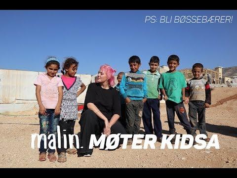 MALIN MØTER KIDSA: Felttur med Unicef i Libanon