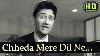 Chheda Mera Dil Ne Tarana - Dev Anand - Asli Naqli - Mohd Rafi - Evergreen Hindi Songs