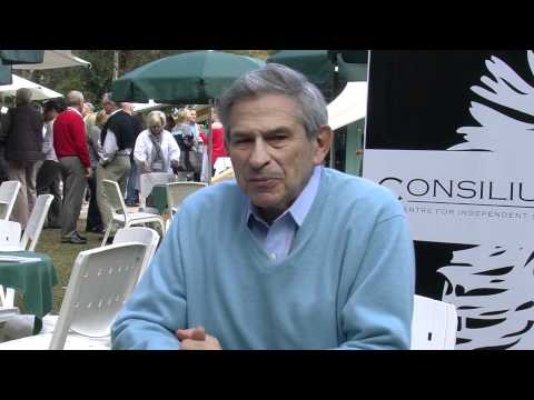 One on one with Dr Paul Wolfowitz