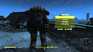 Fallout 4 Gameplay - With uncharacteristically monotone commentary