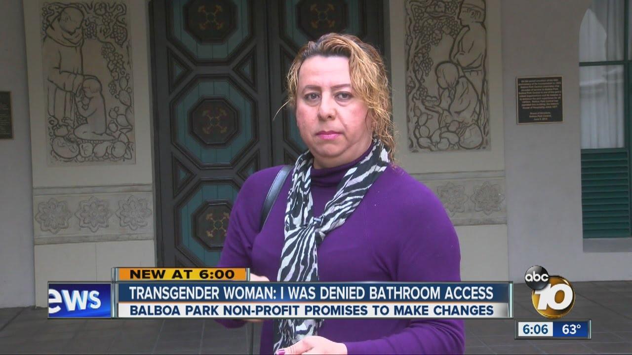 Transgender Woman Denied Bathroom Access Inside Balboa