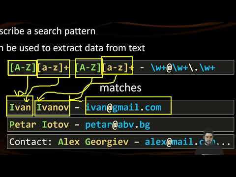 Regex - Text Processing With Regular Expressions In C#