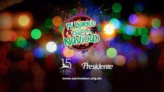 Centro León. Mi barrio está en Navidad 2018