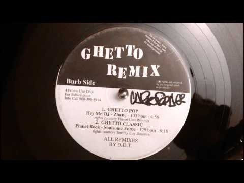 Soul Sonic Force - Planet Rock - Ghetto Remix