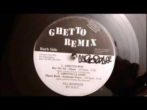 Soul Sonic Force - Planet Rock - Ghetto Remix