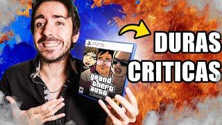 las CRÍTICAS sobre GTA TRILOGY Remaster son ABSURDAS: Errores, Fallos - PS5, Xbox Series X, Switch