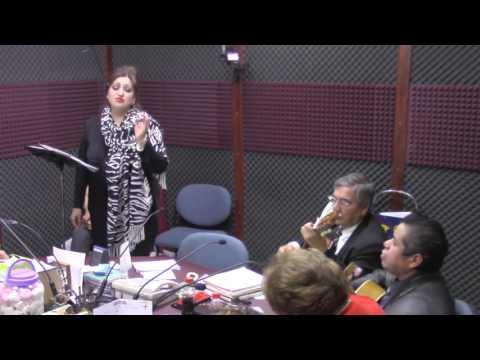 María Victoria felicita y canta a Héctor; Mariana, Nunca - Martínez Serrano
