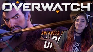 "Overwatch Animated Short Film: ""Dragons"" REACTION"