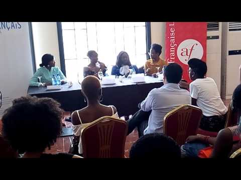 "Women in the Media and creative Industries"" by Alliance française Lagos/ Institut français Nigeria"