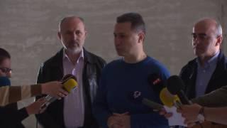 Груевски: Финишира изградбата на патот кон Сончев град, идниот месец ќе се пушти во употреба