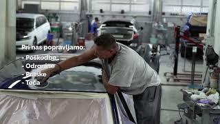 Prijava škode - strokovno popravilo poškodovanih vozil | Porsche Inter Auto