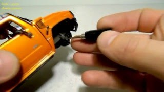 Модельки. Ремонт Хаммера (Hummer H2)(Ремонт модельки Хаммер (Hummer H2). Данную машинку я приобрел на барахолке на станции метро Удельная (город санк..., 2015-11-26T00:17:57.000Z)