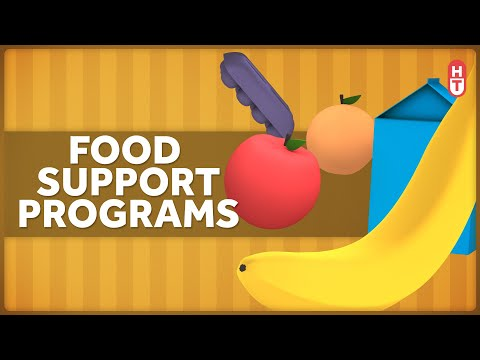 Food Stamps, Hunger, And How Nutrition Assistance Works