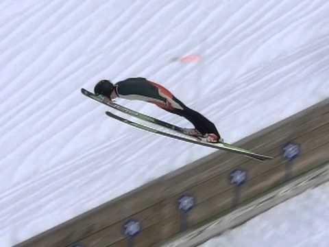 Ski Jumping Wingsuit K125