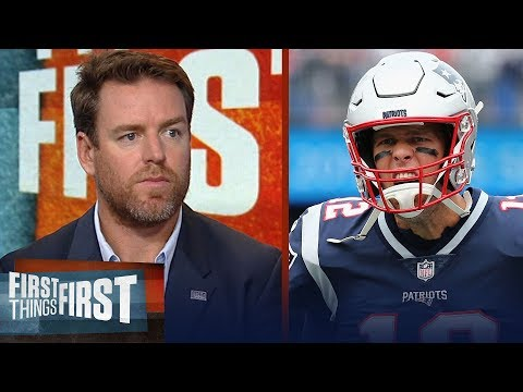 Carson Palmer weighs in on what makes Tom Brady so impressive   NFL   FIRST THINGS FIRST