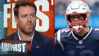 Carson Palmer weighs in on what makes Tom Brady so impressive | NFL | FIRST THINGS FIRST