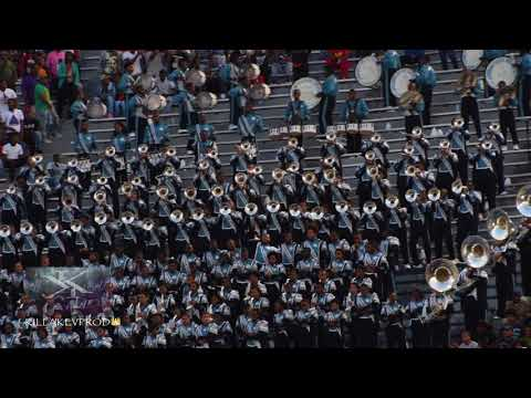 Jackson State University Marching Band - Many Men - 2017