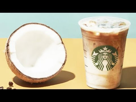 Starbucks vs. Adds New Cold Brew & Vanilla Bean Coconutmilk Latte To Menu