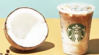 Starbucks Adds NEW Cold Brew & Vanilla Bean Coconutmilk Latte To Menus