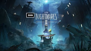 Little Nightmares 2 👻 4K/60fps 👻 Walkthrough Gameplay No Commentary